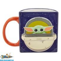 Star Wars The Mandalorianbeker/mok The Child (Baby Yoda) met koekjes houder