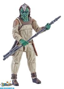 Star Wars The Vintage Collection actiefiguur Klaatu (Skiff Guard)