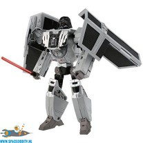 ​Star Wars Transformers 01 Tie Advanced X1