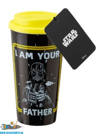 Star Wars travel mug I Am Your Father