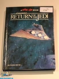 Star Wars Vintage 1983 Return of the Jedi Pop-Up Boek