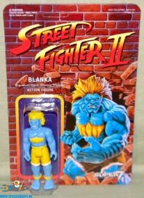 Street Fighter II action figure Blanka