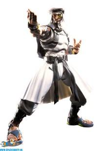 Street Fighter V S.H.Figuarts Rashid actiefiguur
