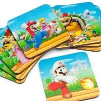 Super Mario 3D onderzetters