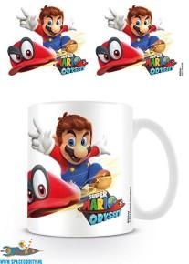 Super Mario beker / mok Odyssey Cappy
