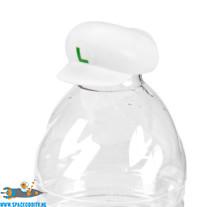 Super Mario bottle cap collection Fire Luigi