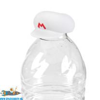 Super Mario bottle cap collection Fire Mario