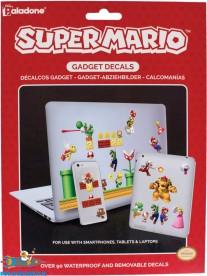 Super Mario Bros. Gadget Decals