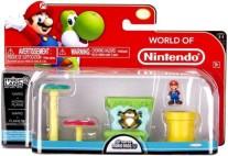 Super Mario Bros U Micro Land pack wave 1 Mario met Acorn Plains
