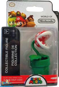 Super Mario collectible figure Piranha Plant