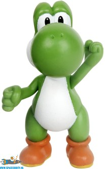 Super Mario collectible figure Yoshi