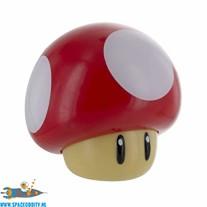 Super Mario lamp Mushroom met geluid