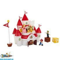Super Mario playset deluxe Mushroom Kingdom Castle