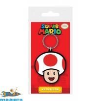 Super Mario sleutelhanger Toad