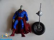 Superman actiefiguur Bizarro