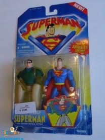 Superman actiefiguur Quick Change Superman