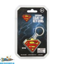 Superman light up sleutelhanger