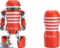 Tenga Robo figuur van 10 cm