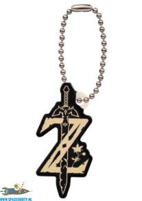 The Legend of Zelda capsule mascot Z hanger