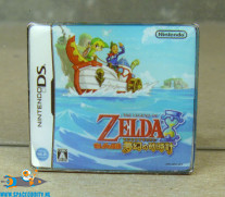 The Legend of Zelda historical pin DS Phantom Hourglass