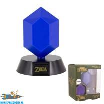 The Legend of Zelda lamp Blue Rupee