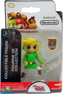 The Legend of Zelda Link figuurtje