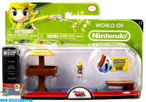 The legend of Zelda Micro Land pack Tetra set