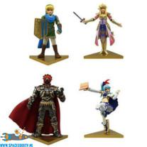 The Legend of Zelda Musou Hyrule Warriors gashapon set