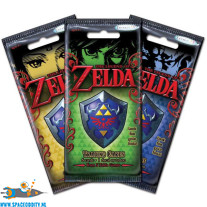 The Legend of Zelda trading cards booster