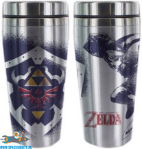 The Legend of Zelda travel mug Link