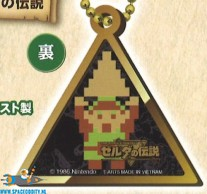 The Legend of Zelda Triforce sleutelhanger Original Legend of Zelda