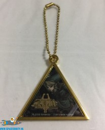 The Legend of Zelda Triforce sleutelhanger Twilight Princess