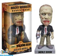The Walking Dead bobble head Walker Merle