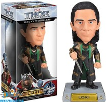 Thor The Dark World Wacky Wobbler figuur Loki 15 cm