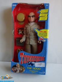 Thunderbirds talking action figure The Hood