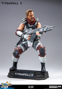 ​Titanfall 2 color tops Blisk actiefiguur