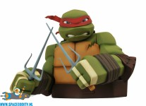 TMNT Turtles spaarpot / bust bank Raphael