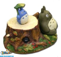 Totoro muziekdoosje Totoro boomstam