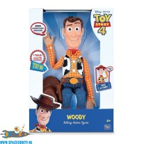 ​Toy Story 4 actiefiguur Talking Woody 40 cm