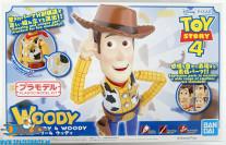 Toy Story 4 bouwpakket Woody