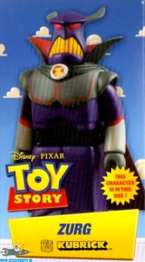 Toy Story Kubrick figuur : Zurg