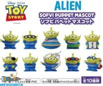 Toy Story Sofvi puppet Alien mascot figuren set van 10
