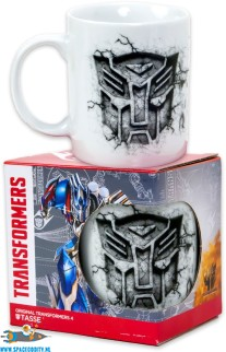 Transformers beker/mok Autobot Logo