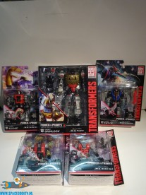 Transformers Power of the Primes Dinobot set van 5