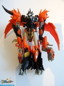 Transformers Prime Beast Hunters Predaking (voyager class)