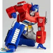 Transformers Revoltech Optimus Prime actiefiguur