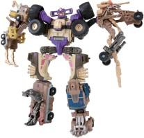 Transformers United EX-03 Road Master Prime Mode