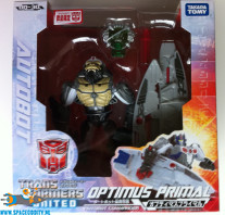 Transformers United Optimus Primal