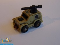 Transformers vintage G1 Outback (reissue)