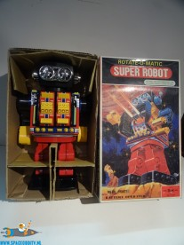 Vintage Super Robot made in the 1970s